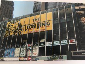 The Lion King Musical da Disney em cartaz do ano