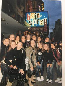 Hairspray em cartaz no Neil Simon Theatre