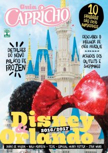 Guia Capricho Disney atual 2016/2017