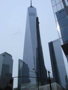 Os novos prédios do Complexo World Trade Center